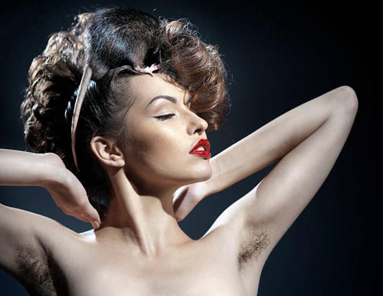 femmes poilues